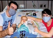 29th July: 3-year-old Russian Boy Recovers After Artificial Heart Implant in Chennai
