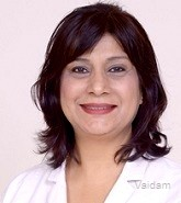 Doctor for Oral and Maxillofacial Surgery - Dr. Anusuya Sharma
