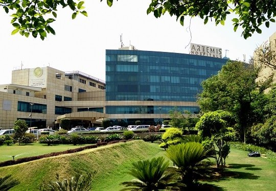 Hospitals for Vertebroplasty and Kyphoplasty - Artemis Hospital, Gurgaon