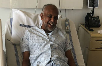 Finding the Right Doctor for his Parkinson's Disease Was Like Finding a Needle in a Haystack for Oman Resident Ashraf Dawood