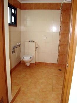 Bathroom with Patient Room