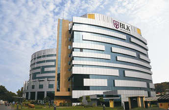 Hospitals for PET Scan - BLK Super Speciality Hospital, New Delhi