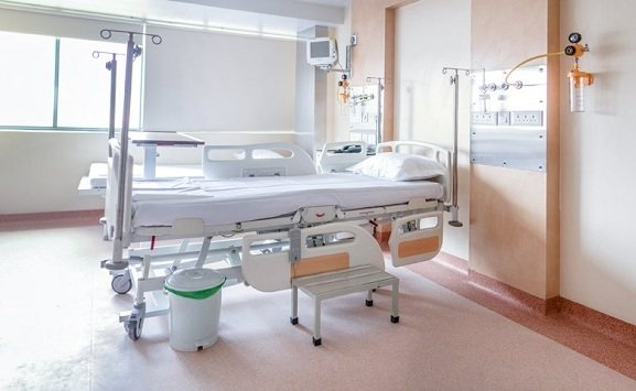 BMT Room for Patient