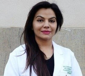 Doctor for Chin Implant Surgery - Dr. Charu Sharma