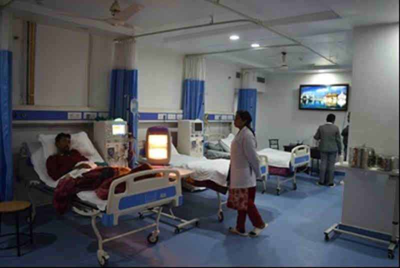 Dialysis Room
