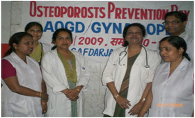 Doctors at Parmanand Hospital