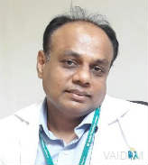 Doctor for Sickle Cell Anemia - Dr. Srikanth M