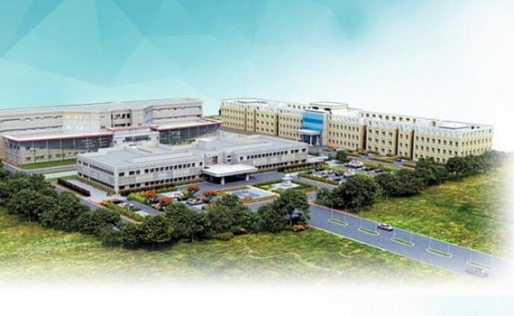 Best Gastroenterology Hospitals In India - Global Hospitals, Chennai