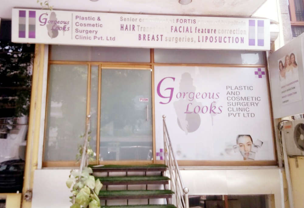 Hospitals for Augmentation Mastopexy - Gorzeous Looks Cosmetic / Plastic Surgery & Hair Transplant Centre