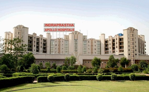 Apollo Hospital Delhi