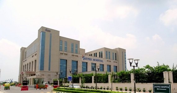 Jaypee Hospital Noida Building