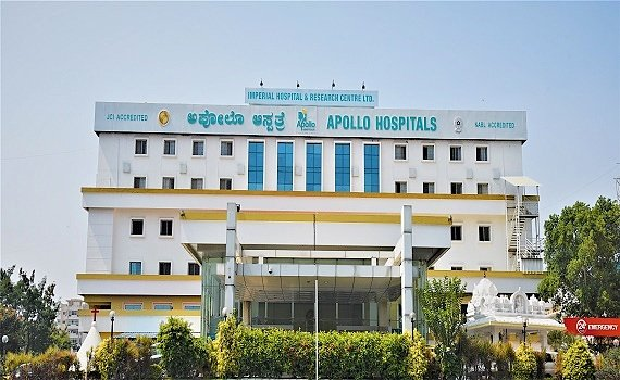 Apollo Hospital ,Bangalore