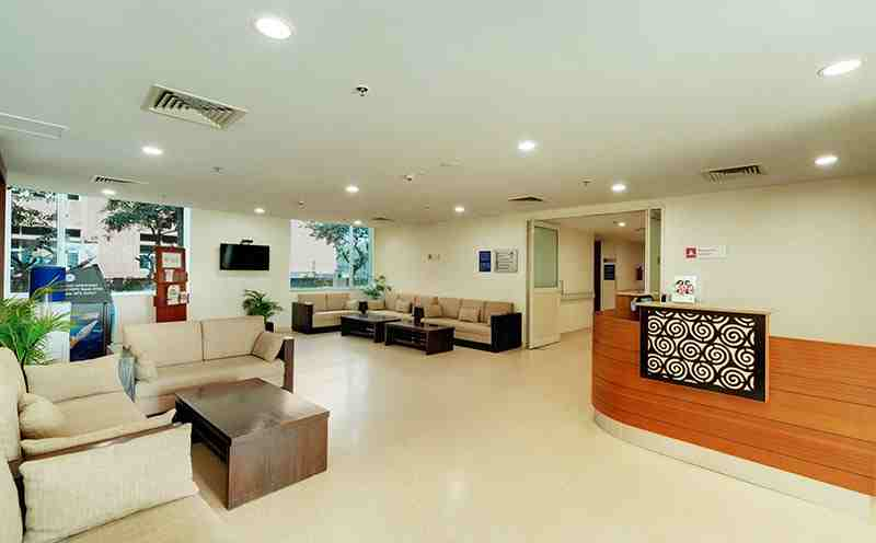 Diagnostics Waiting Lounge