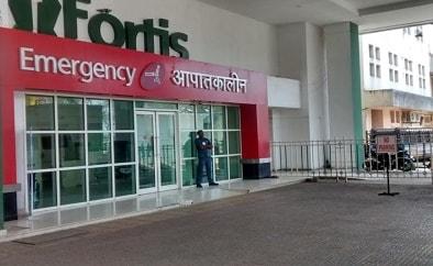 Fortis Hiranandani Hospital, Vashi