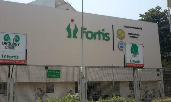 Fortis Hospital, Mulund, Mumbai