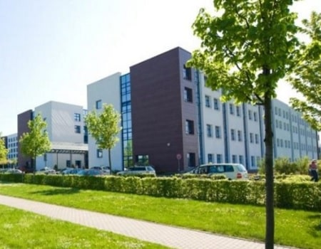 Helios Park Hospital, Leipzig