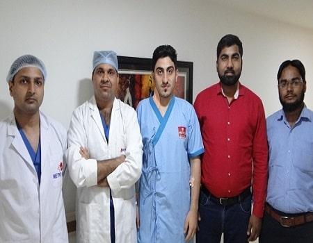 Metro Hospital and Heart Institute, Faridabad