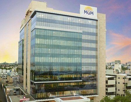 MGM Healthcare, Chennai