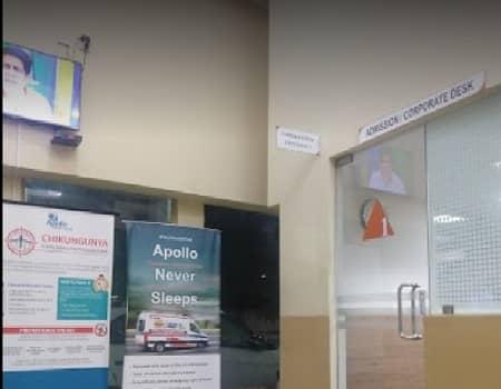 Apollo Med First Hospitals, Kilpauk - Premises 1