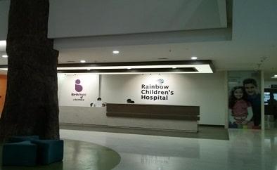 Rainbow Hospital, Bangalore