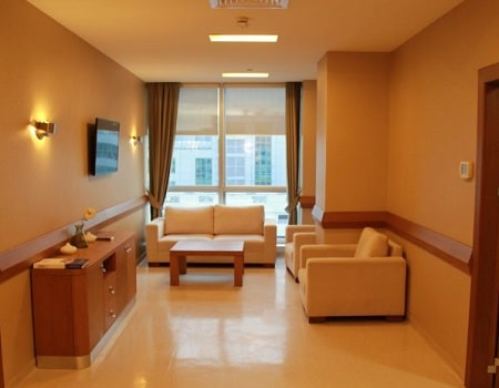 Hisar Hospital Intercontinental, Istanbul