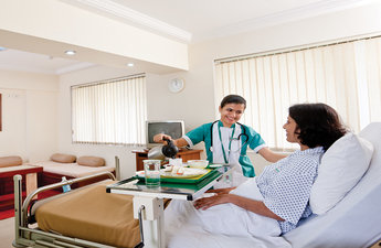 Patient Care at Fortis