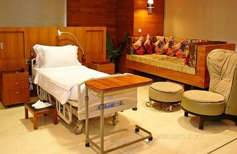 Luxury suite of Fortis Hospital, Noida