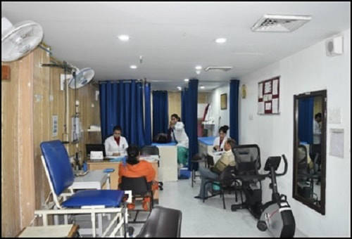 Physiotherapy Area