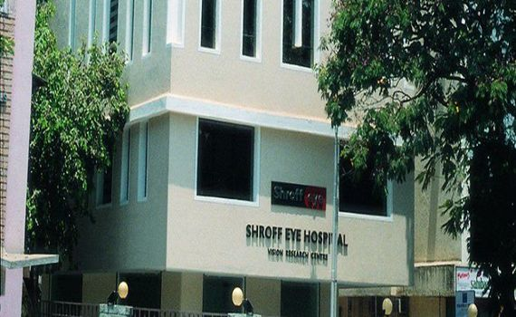 Hospitals for Cataract Implant Surgery - Shroff Eye Hospital, Mumbai