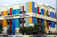 Hospitals for Traumatic injuries to the head and neck - SRCC Children's Hospital, Mumbai