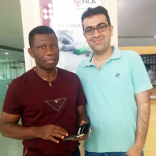 Patient Testimonial - Ekpobo Erasmus - Kidney Treatment - Nigeria